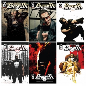 Punisher Max Vol 1-6