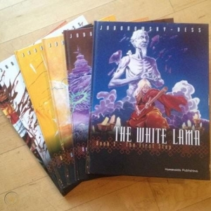 The White Lama Vol 1-6