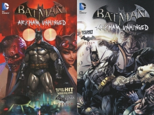 Batman Arkham Unhinged Vol 1-2