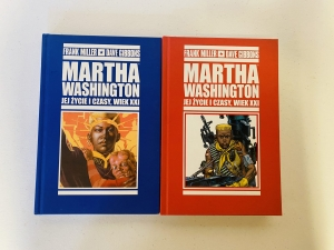 Martha Washington Komplet