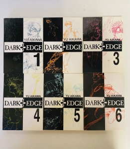 Dark Edge Vol. 1-6 Komplet