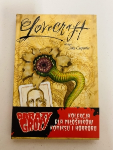 Lovecraft (Obrazy Grozy)