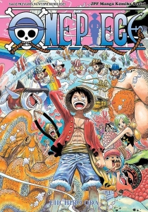 One Piece Tom 62