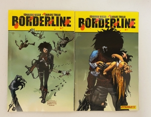 Borderline Vol. 1-2 (SC)