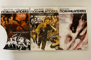Northlanders Vol. 1-3 (SC)