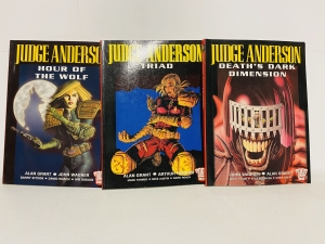 Judge Anderson Vol. 1-3 (SC)