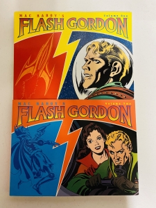 Mac Raboy's Flash Gordon, vol. 1-2 (SC)