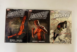 Daredevil (Bendis) Vol. 1-3 (SC)