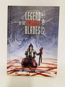 Legend of the Scarlet Blades (HC)