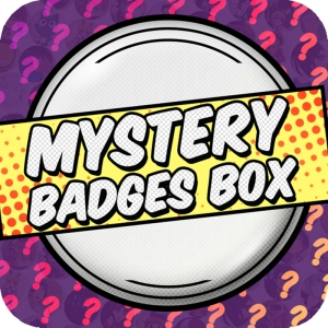 Mystery Badges Box