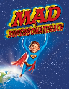 MAD 02: MAD o superbohaterach