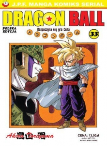Dragon Ball Tom 33