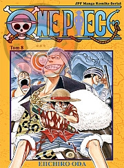 One Piece Tom 08
