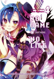 No Game No Life (light novel) 04