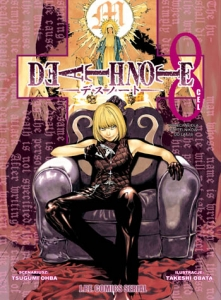 Death Note Tom 08