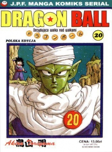 Dragon Ball Tom 20