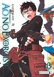 Ao no Exorcist 15