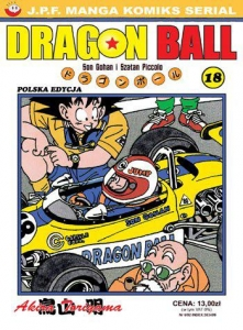 Dragon Ball Tom 18