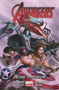 Avengers All-New 5: Tajne imperium