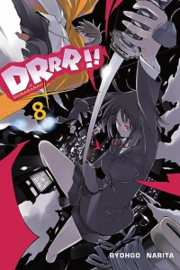 Ryohgo Narita. Durarara!!  08 (light novel)