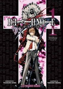 Death Note Tom 01