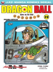 Dragon Ball Tom 19