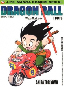 Dragon Ball Tom 05