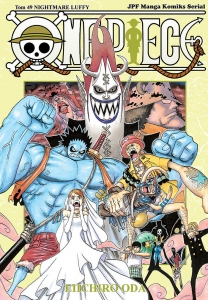 One Piece Tom 49