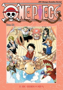 One Piece Tom 32