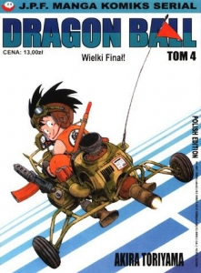 Dragon Ball Tom 04