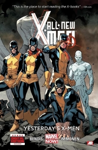 All New X-Men 01 - Wczorajsi X-Men