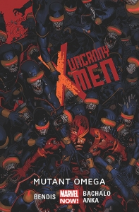Uncanny X-Men 05 - Mutant omega