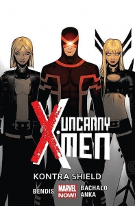 Uncanny X-Men 04 - Kontra SHIELD