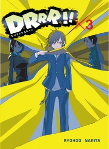 Ryohgo Narita. Durarara!!  03 (light novel)