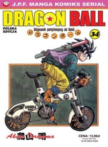 Dragon Ball Tom 34