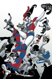 Harley Quinn - 4 - Do broni!