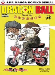 Dragon Ball Tom 28