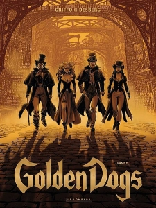 Golden Dogs 01 - Fanny