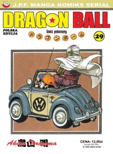 Dragon Ball Tom 29